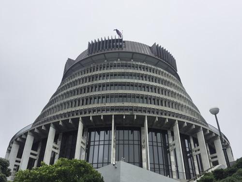 Parlamento de Nueva Zelanda