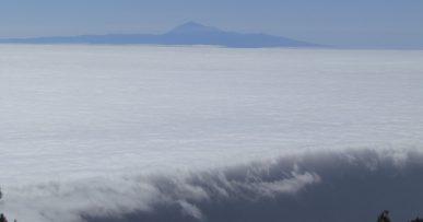 Miradores en la isla de La Palma
