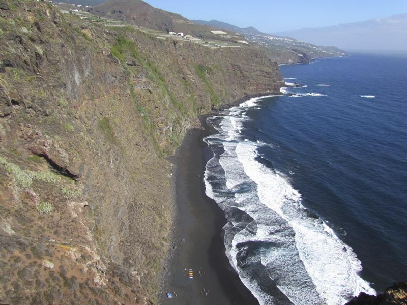 Playa Nogales de La Palma