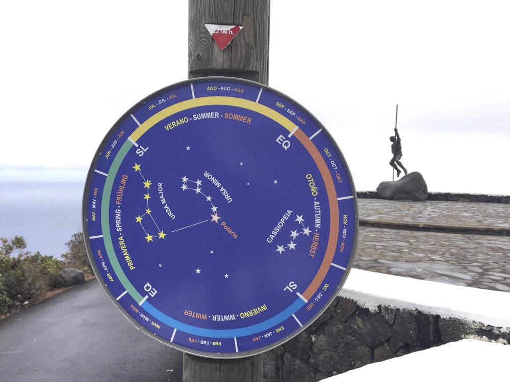 Mirados astronómicos en Canarias