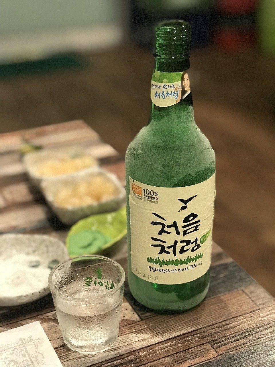 Bebida típica de Corea